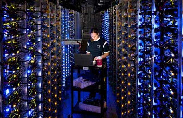 Google потратил почти $21 млрд на постройку дата центров