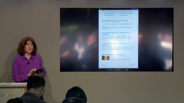 Google представил новый поисковый алгоритм Hummingbird