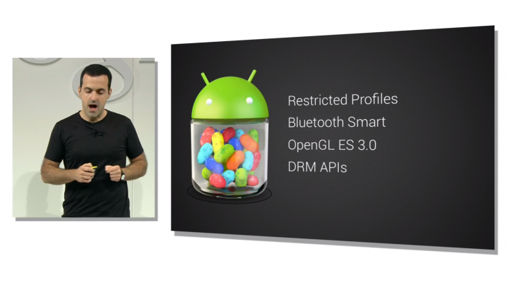 Google представляет Android 4.3 и новый Nexus 7