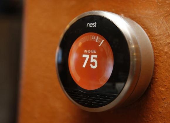 Google выходит на рынок умных домов, открыв API термостатов Nest