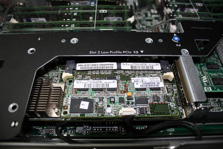 HP ProLiant DL160 Gen8 – щупаем своими руками