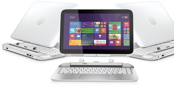 Размер экрана HP SlateBook — 14 дюймов