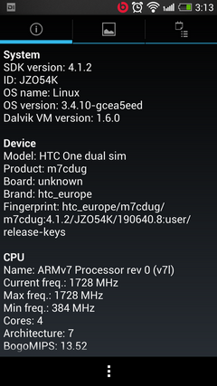 HTC One dual sim — воплощение универсальности