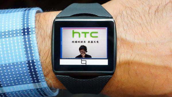 На рынке появление первого носимого электронного устройства HTC ожидается в рождественский сезон 2014 года