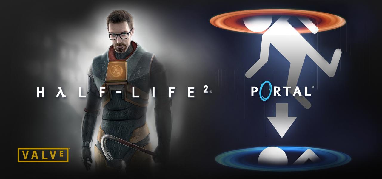 Half Life 2 и Portal стали доступны на NVIDIA SHIELD