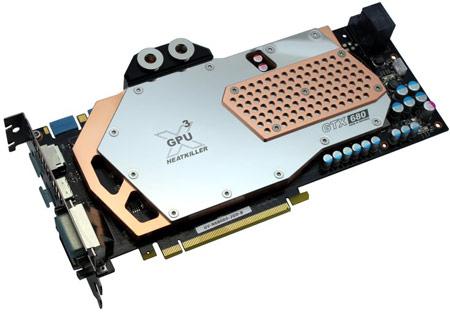Первый водоблок для GeForce GTX 680 стоит $130
