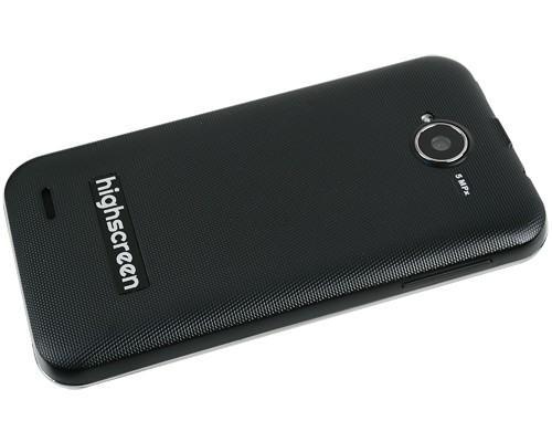 Highscreen Yummy Duo — самый бюджетный смартфон с двумя SIM картами и полным набором коммуникаций