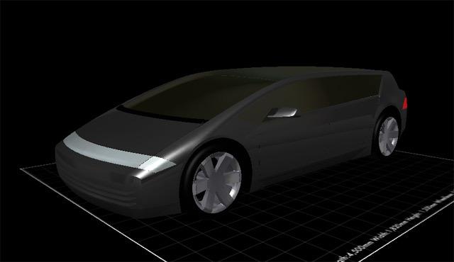 Honda опубликовала файлы для 3D печати пяти концепт каров