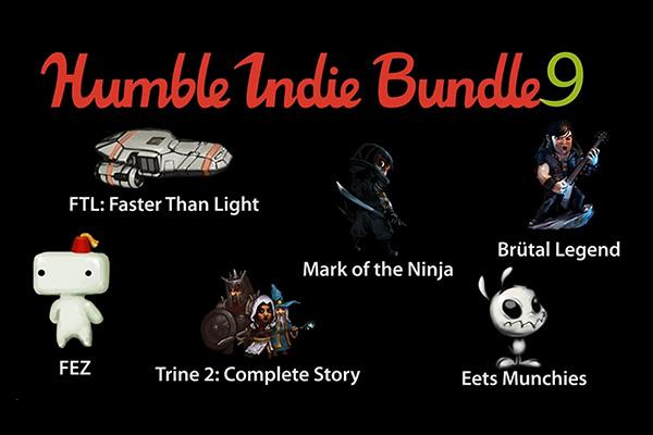 Humble Indie Bundle 9