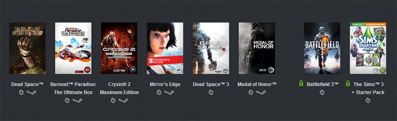 Humble Origin Bundle — распродажа 8 эпических игр от EA