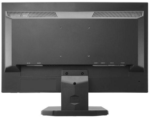 Важной особенностью монитора LCD-MF234XPBR2 является наличие видеопроцессора Renesas