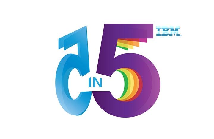 IBM 5 in 5: пять важных технологий, которые будут важны в следующие 5 лет