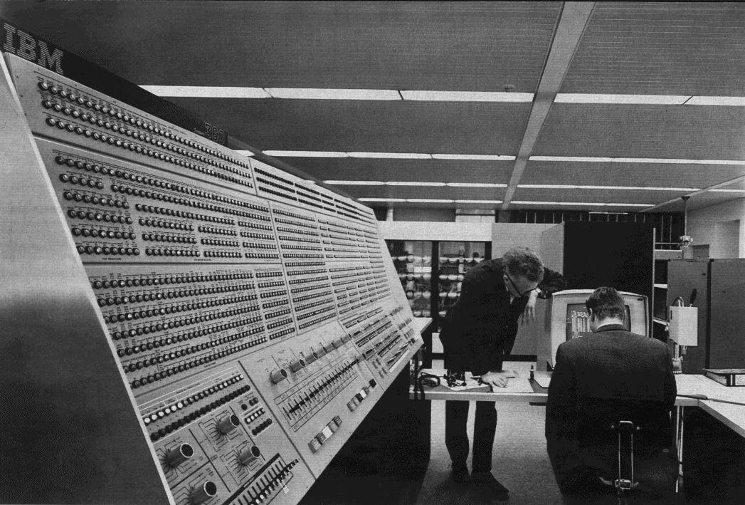 IBM System/360 — История о провале, не оказавшимся таковым