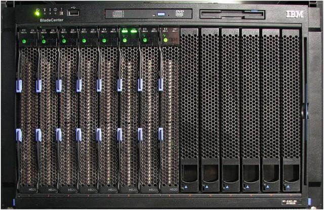 IBM прощается с x86 серверами, вся линейка продана Lenovo