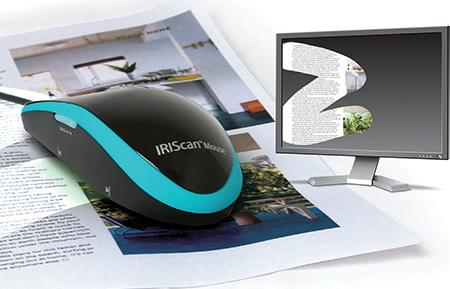 IRIScan Mouse — мышь и сканер в одном флаконе