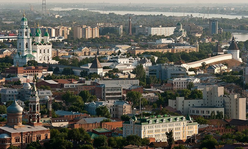 IT парк Астраханского периода