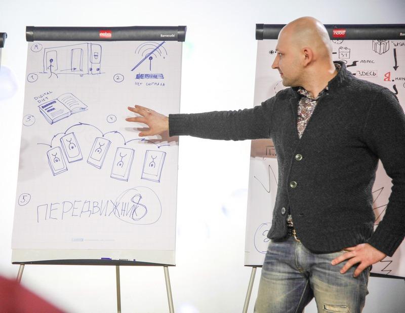 Idea Camp: эволюция коммуникаций