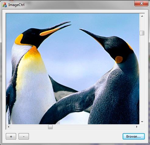 Image Control своими руками в Visual C++