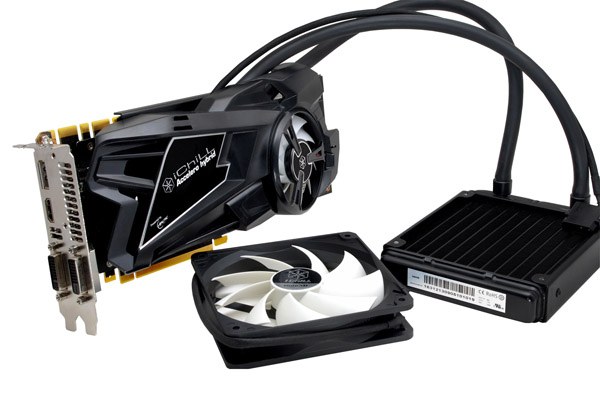 Inno3D GTX 780 Ti Ice Dragon Black Gold Edition