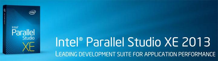 Intel Parallel Studio XE 2013: оптимизируем производительность по новому