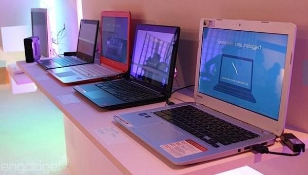 Intel Chrome OS