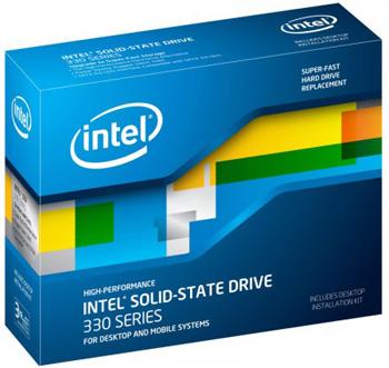 Intel SSD 330 Series