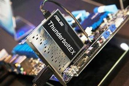 Intel выпустит новый контроллер Thunderbolt во втором квартале будущего года; скорость пока останется равной 10 Гбит/с