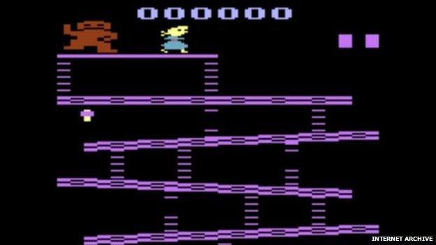 Internet Archive выложил классические игры 70 х и 80 х годов бесплатно