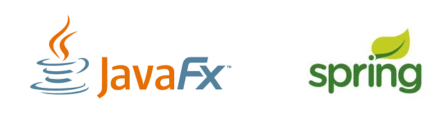 JavaFX и Spring. Вместе веселей