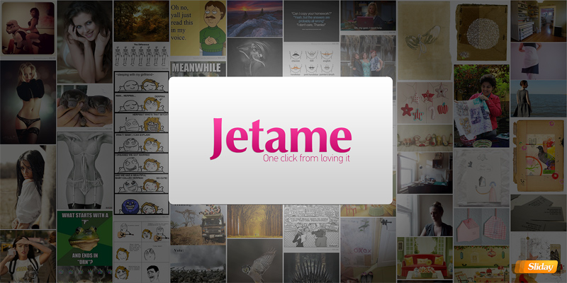 Jeta.me — любимые картинки в одном месте. Бесплатный аггрегатор изображений