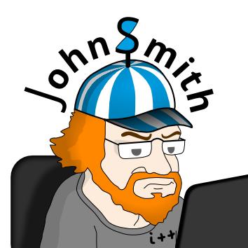 JohnSmith — простой и легковесный JavaScript фреймворк для построения UI