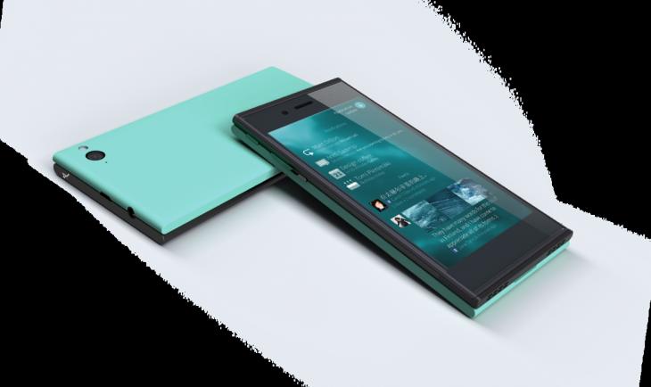 Jolla анонсировала первый смартфон на Sailfish OS: начало продаж в конце года, цена — €399.99