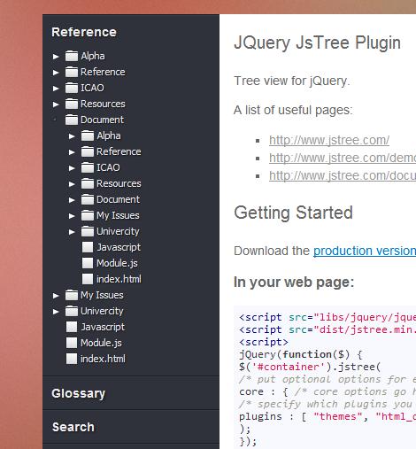 JsTree — деревья это так просто
