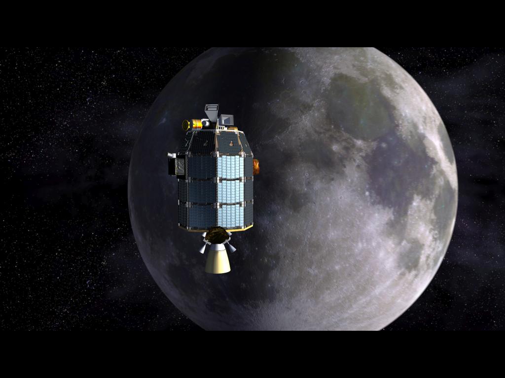 LADEE — на охоту за лунными тайнами