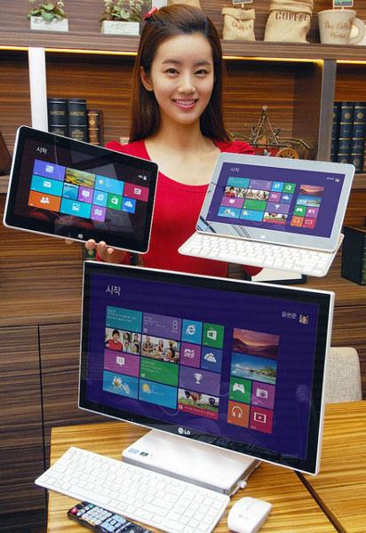 LG H160 и V325