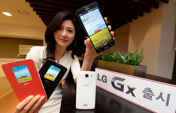 LG Gx