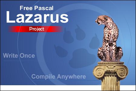 Lazarus 1.0 увидел свет!