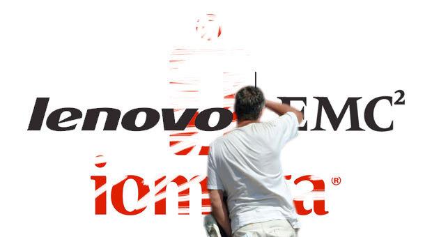Lenovo и EMC – глобальное партнерство