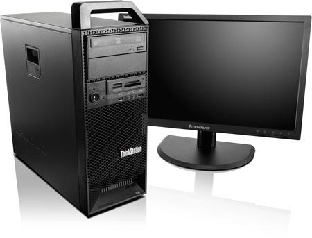 Lenovo начинает продажи рабочих станций ThinkStation S30, C30 и D30