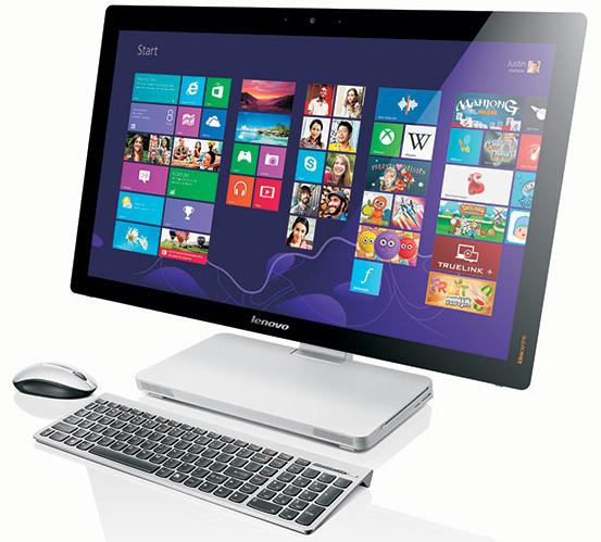 Lenovo анонсировала моноблочные компьютеры IdeaCentre A730 и C540