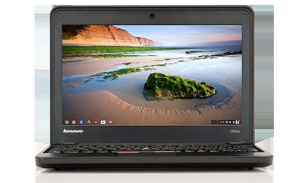 Lenovo выпускает Chromebook для школ на базе ThinkPad X131E