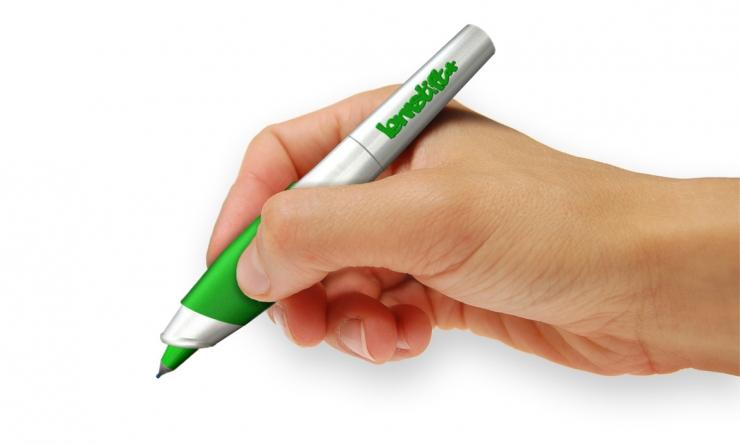 Lernstift — цифровая wi fi ручка с проверкой орфографии