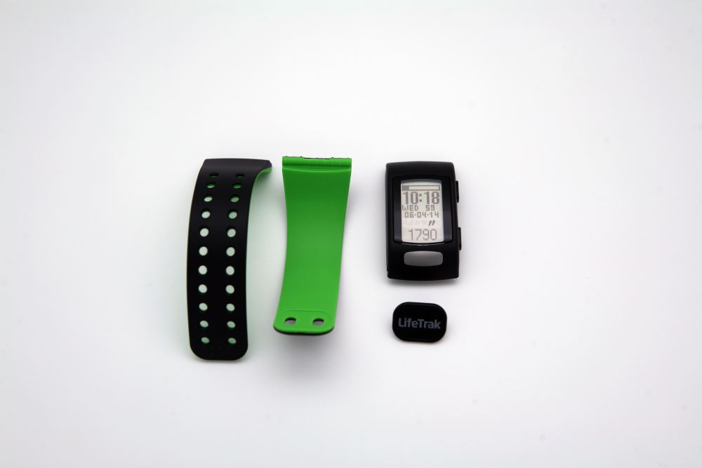 LifeTrak: бюджетные спортивные часы + фитнес трекер