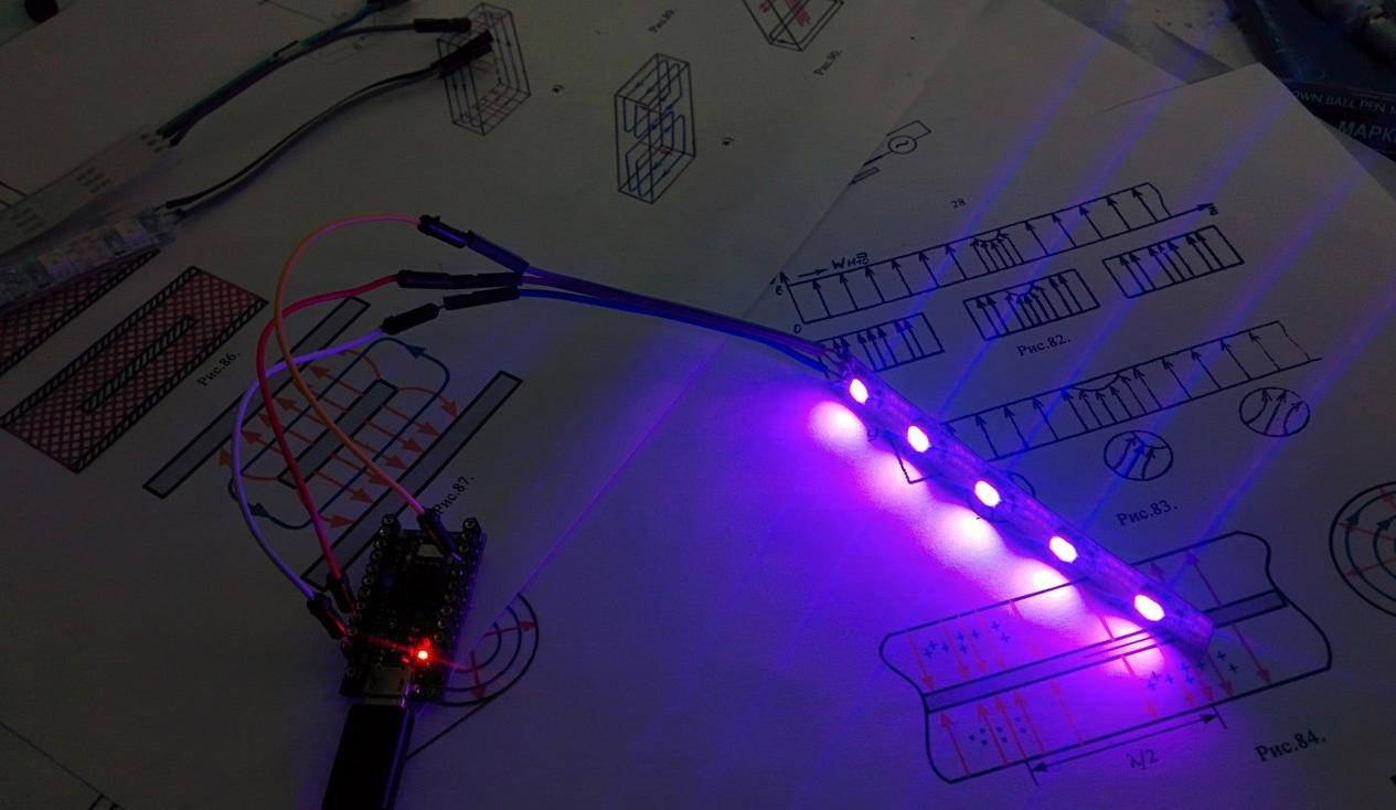 MIDI Wavy: делаем управляемую цветомузыку с помощью Arduino и MIDI