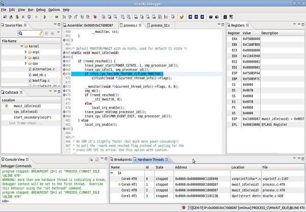 MWC 2014. App Planet. Intel Software