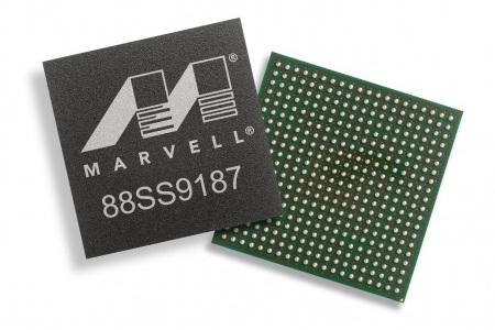 Контроллер Marvell 88SS9187