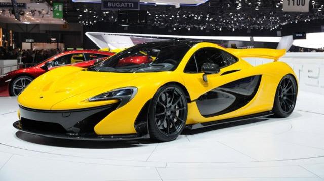 McLaren заменит щётки стеклоочистителей силовым полем из звуковых волн