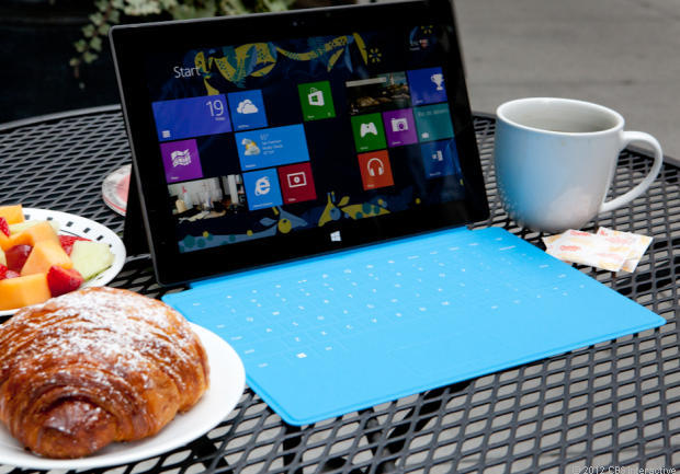 Microsoft Surface RT появятся в продаже в России