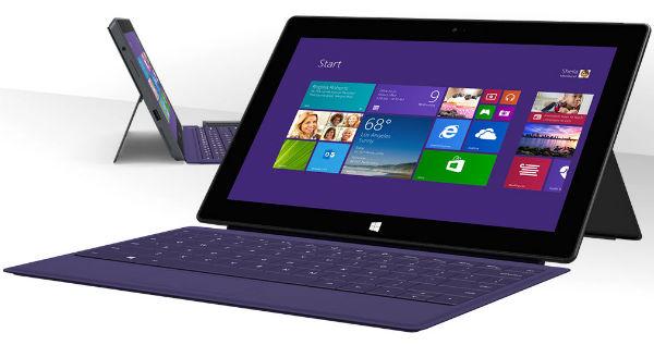Microsoft Surface Intel