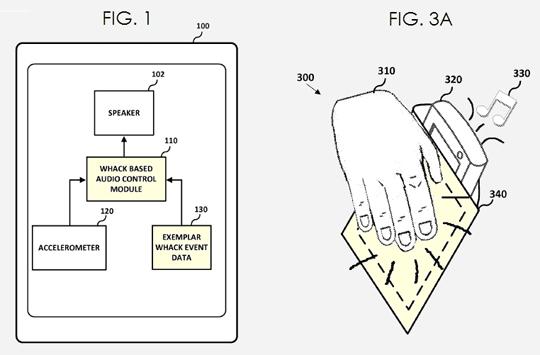 Microsoft патентует похлопывание телефона, чтобы тот замолчал